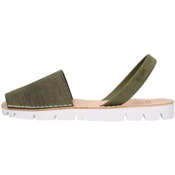 Schuhe Herren Sandalen / Sandaletten Ria 27092 Sandalen Mann grün grün