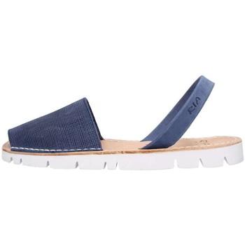 Schuhe Herren Sandalen / Sandaletten Ria 27092 blau
