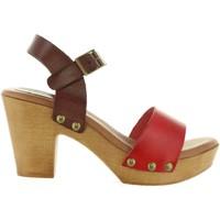 Schuhe Damen Sandalen / Sandaletten Cumbia 30551 Rojo
