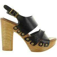 Schuhe Damen Sandalen / Sandaletten Cumbia 30543 Negro