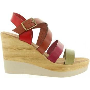 Schuhe Damen Sandalen / Sandaletten Cumbia 30588 Rojo