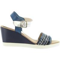 Schuhe Damen Sandalen / Sandaletten Cumbia 30169 Azul