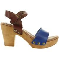 Schuhe Damen Sandalen / Sandaletten Cumbia 30551 Azul