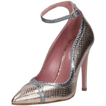 Schuhe Damen Pumps Wo Milano T399 Decollete