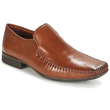 Schuhe Herren Slipper Clarks Ferro Step