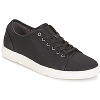 Schuhe Herren Sneaker Low Clarks Lander Cap Schwarz