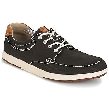 Schuhe Herren Sneaker Low Clarks Norwin Vibe Schwarz