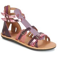 Schuhe Damen Sandalen / Sandaletten Kickers SPARTIATEN Violett