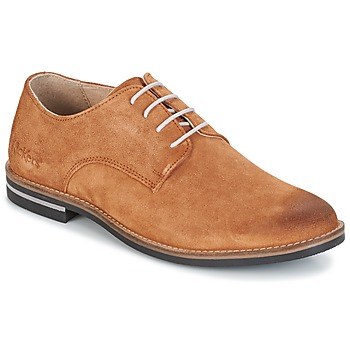 Schuhe Herren Derby-Schuhe Kickers ELDAN Camel