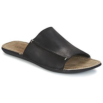 Schuhe Herren Pantoffel Kickers SPIKA Schwarz