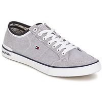 Schuhe Herren Sneaker Low Tommy Hilfiger HARRINGTON Grau