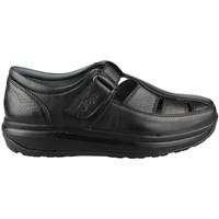 Schuhe Herren Sandalen / Sandaletten Joya FISHERMAN SANDALEN BLACK