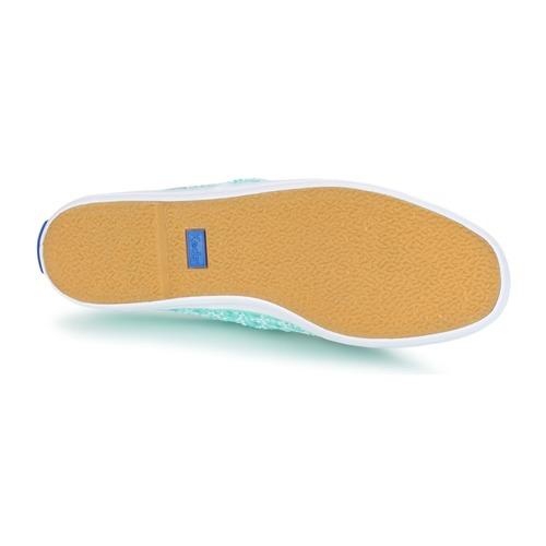 Keds CH EYELET Blau Turnschuhe  Schuhe Turnschuhe Blau Low Damen 838292