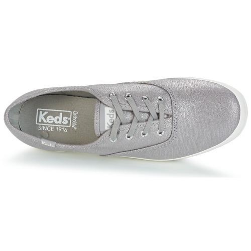 Keds  CH METALLIC CANVAS Silber  Keds Schuhe TurnschuheLow Damen 51,99 cb6365