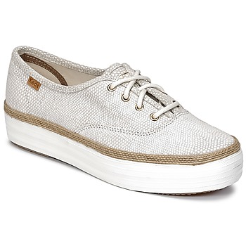 Keds Sneaker TRIPLE DALMATA DOT LEATHER Sale Angebote Proschim