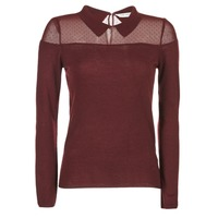 Kleidung Damen Pullover Naf Naf NAMONIE Bordeaux
