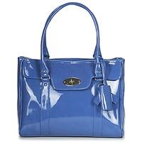Taschen Damen Umhängetaschen Arthur & Aston QD1306-03 Blau