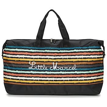 Taschen Damen Reisetasche Little Marcel NAVIGA Schwarz / Multifarben