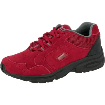 Schuhe Damen Sneaker Low Brütting Circle rot