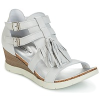 Schuhe Damen Sandalen / Sandaletten Regard RECALI Grau