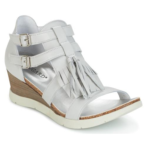 Regard RECALI Grau Schuhe Sandalen / Sandaletten Damen 69,50