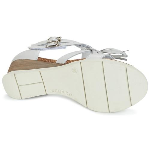 Regard RECALI Grau  Schuhe Sandalen / Sandaletten Damen 111,20