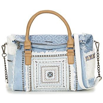 Taschen Damen Handtasche Desigual LOVERTY WHITNEY Blau