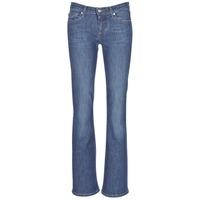 Kleidung Damen Bootcut Jeans Yurban HEKIKOU Blau