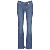 Kleidung Damen Bootcut Jeans Yurban IHEKIKKOU BOOTCUT Blau