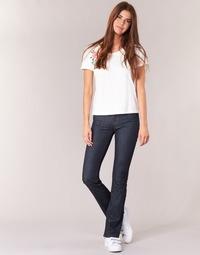 Kleidung Damen Bootcut Jeans Yurban HEKIKOU BOOTCUT Blau