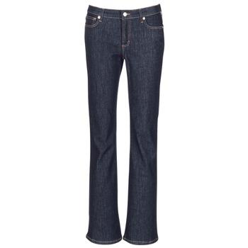 Kleidung Damen Bootcut Jeans Yurban IHEKIKOU BOOTCUT Blau