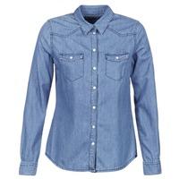 Kleidung Damen Hemden Yurban IHEFOU Blau
