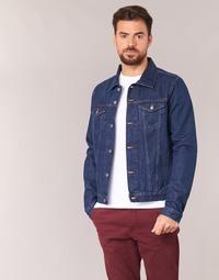 Kleidung Herren Jeansjacken Yurban IHEDEM Blau