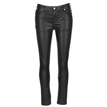 Kleidung Damen 5-Pocket-Hosen Yurban HENDUI Schwarz