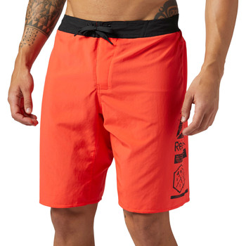 Kleidung Herren Shorts / Bermudas Reebok Sport Epic 2-In-1 Shorts Red