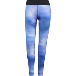 Kleidung Damen Leggings Reebok Sport Leggings – Techspiration Print Blue