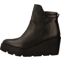 Schuhe Damen Low Boots Xicc Shoes EX201 Schwarz