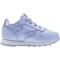Schuhe Kinder Sneaker Low Reebok Classic Classic Leather Pastel – Infant & Toddler Weiß
