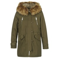 Kleidung Damen Parkas Betty London HARI Kaki