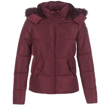 Kleidung Damen Daunenjacken Only RHODA Bordeaux