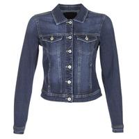 Kleidung Damen Jeansjacken Only WESTA Blau