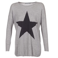 Kleidung Damen Pullover Only REESE Grau