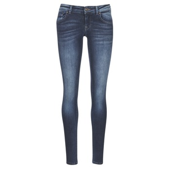 Kleidung Damen Slim Fit Jeans Only DYLAN Blau