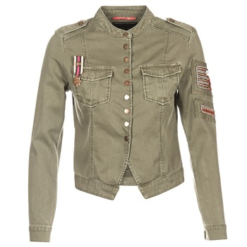 Kleidung Damen Jacken / Blazers Only NEW AUSTIN Kaki