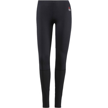 Kleidung Damen Leggings Reebok Sport CrossFit Compression Leggings Schwarz
