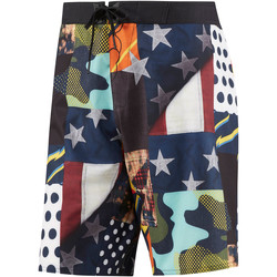 Kleidung Herren Shorts / Bermudas Reebok Sport CrossFit Super Nasty Board Shorts Multicolour