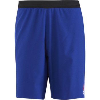 Kleidung Herren Shorts / Bermudas Reebok Sport CrossFit Super Nasty Speed II Board Short Blue