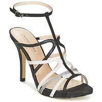 Schuhe Damen Sandalen / Sandaletten Menbur DARRO Schwarz