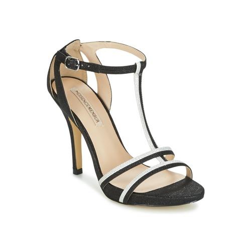 Menbur LOJA Schwarz  Schuhe Sandalen / Sandaletten Damen 88,08