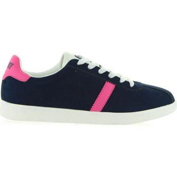 Schuhe Damen Sneaker Low John Smith CALEA W Azul